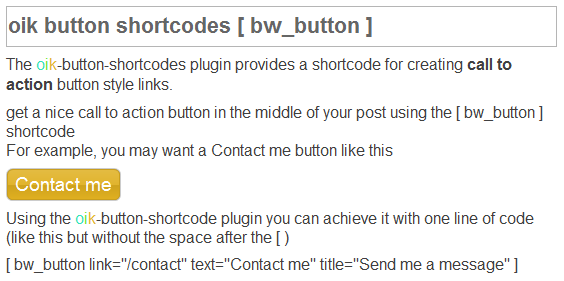 screenshot-3 – – [bw_button] shortcode