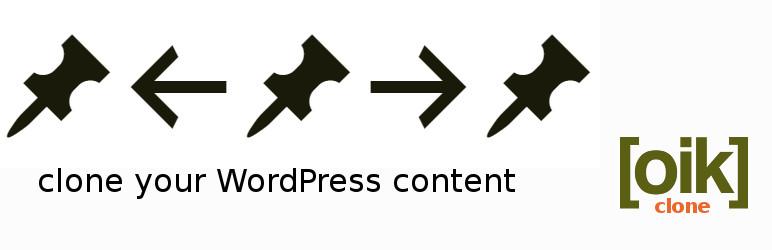 oik-clone – clone your WordPress content